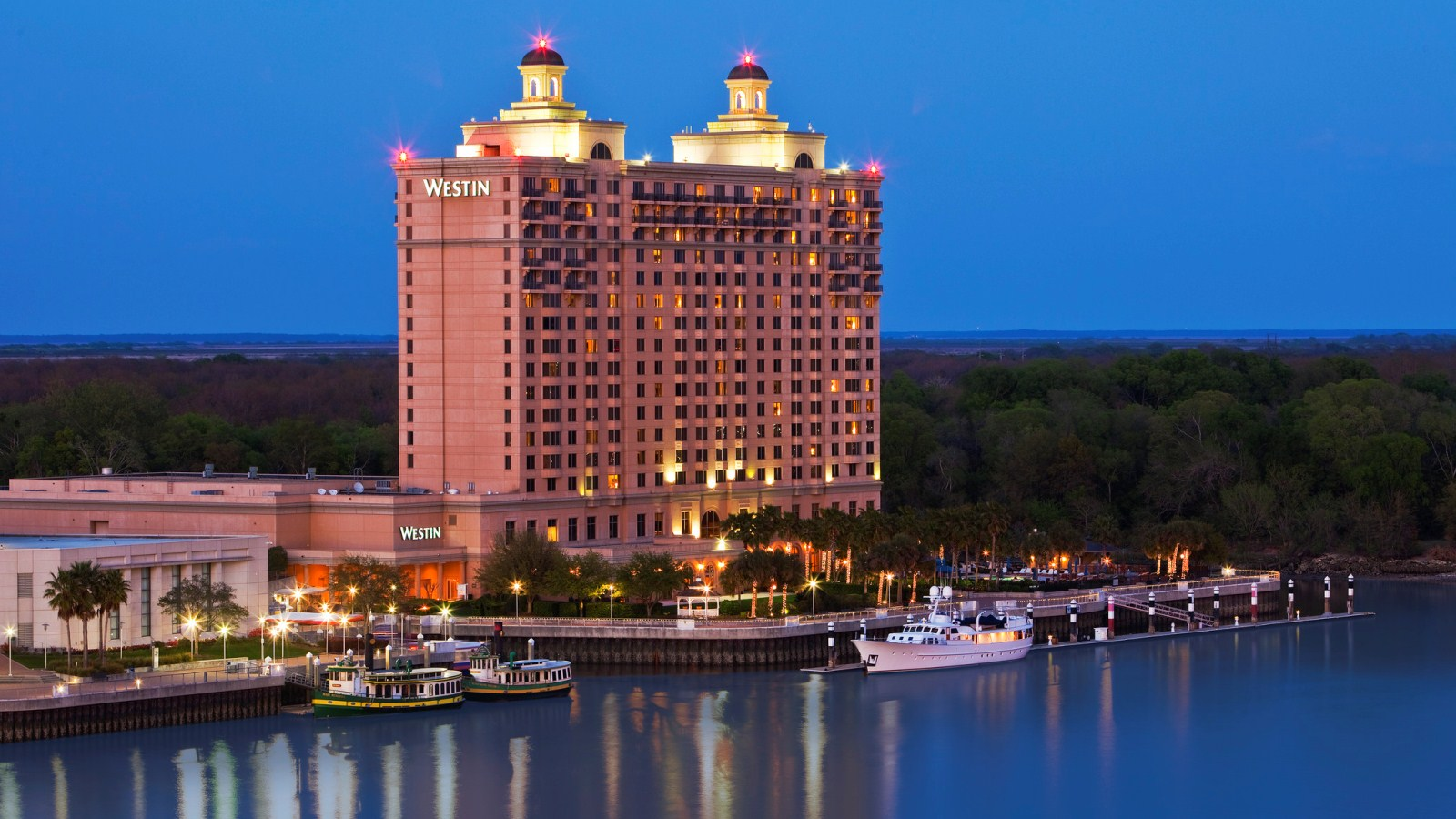 Westin Savannah Harbor Golf Resort & Spa - Savannah, GA Activities
