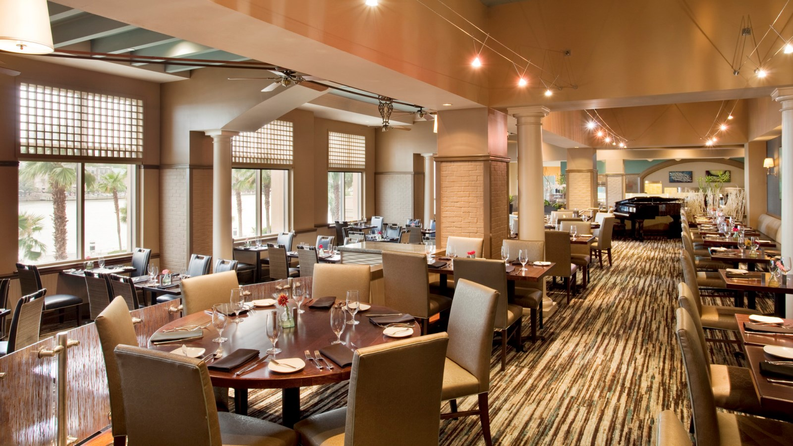 Aqua Star Restaurant | The Westin Savannah Harbor Golf Resort & Spa