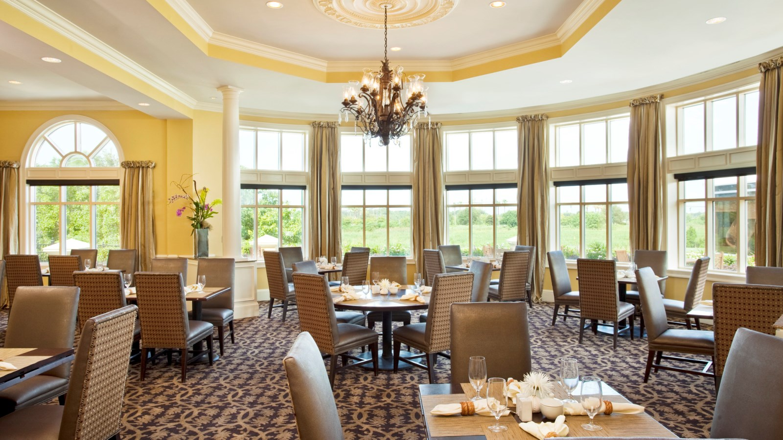 Champions Dining Room | The Westin Savannah Harbor Golf Resort & Spa
