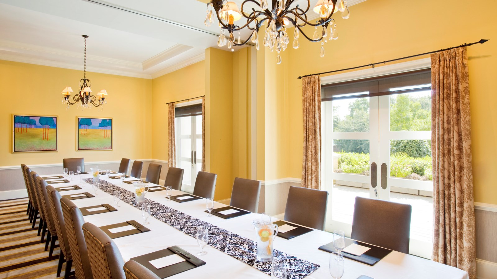 Club Boardroom | The Westin Savannah Harbor Golf Resort & Spa