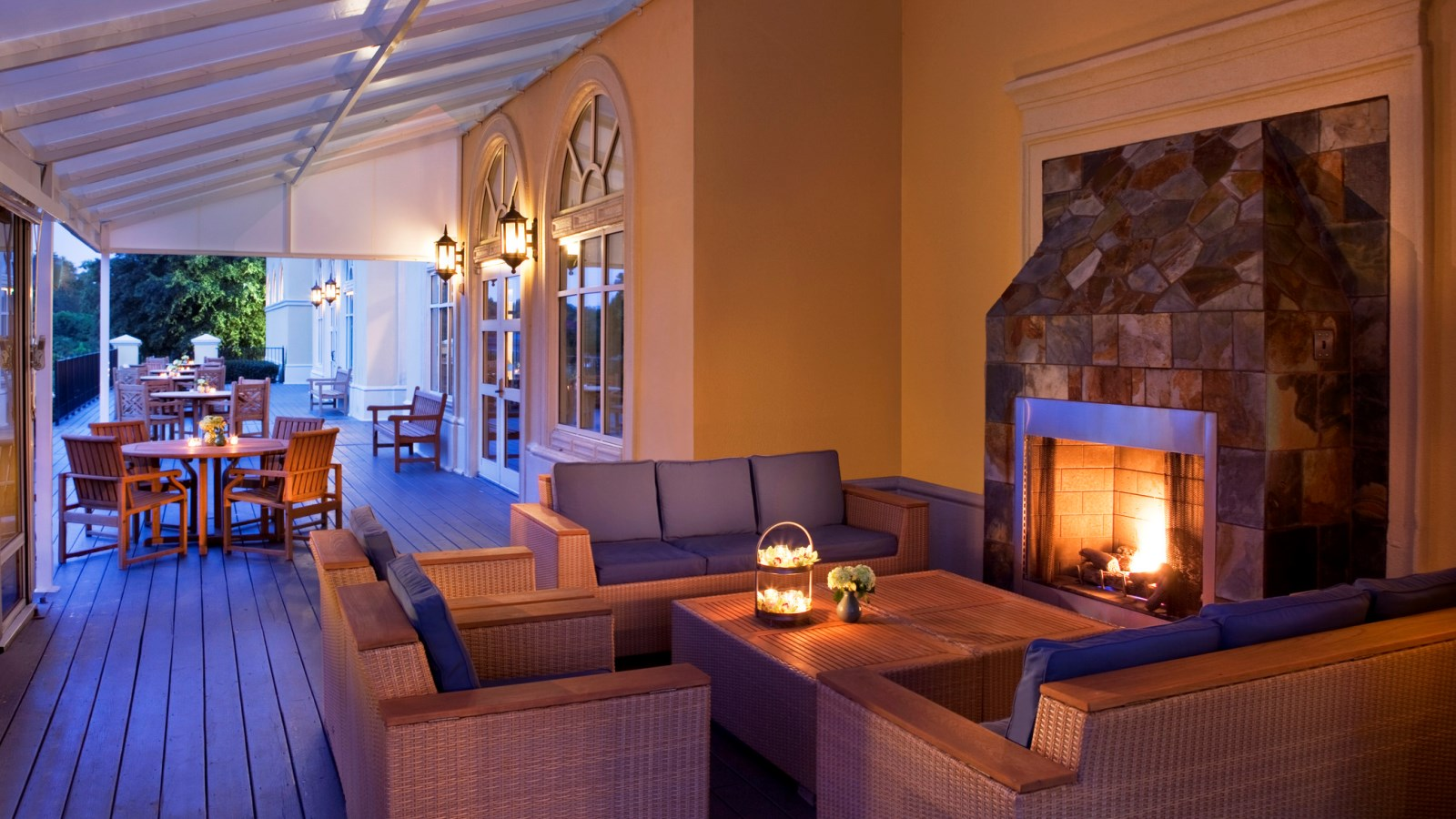Club Veranda | The Westin Savannah Harbor Golf Resort & Spa