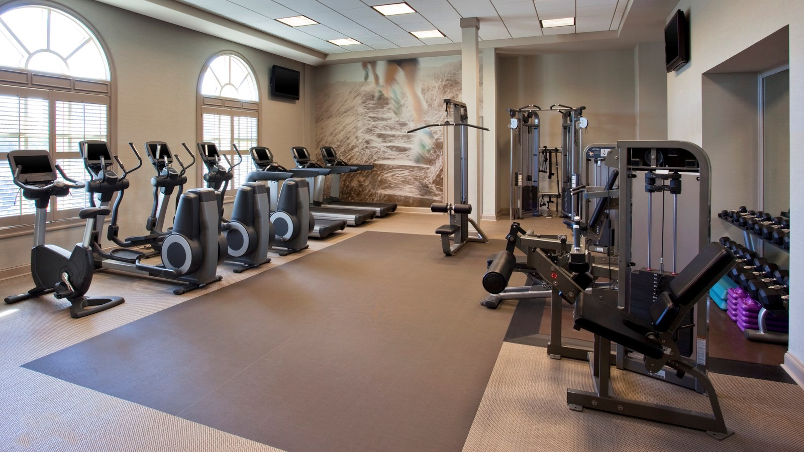 WestinWORKOUT® at The Westin Savannah Harbor Golf Resort & Spa